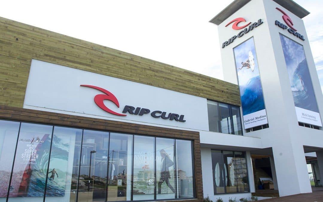 Rip Curl Peniche store opens