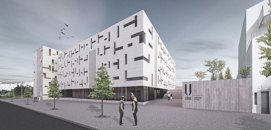 University Residence of Ajuda University Campus – public tender for construction launched