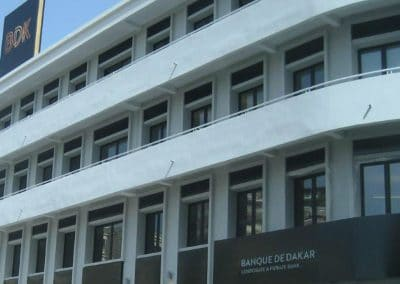 Banque de Dakar (Rehabilitation & Requalification)