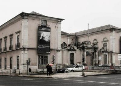Requalificação do Palácio das Galveias
