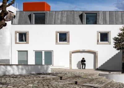 Sede da Transforma (Reabilitação e Adaptação do Edificado Existente)
