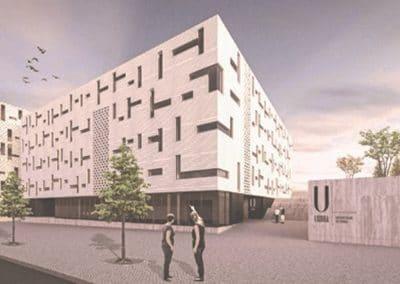 Residência Universitária Lisboa