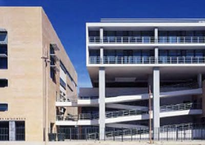 Refurbishment of Medicine Veterinary University