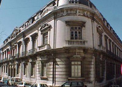 Rehabilitation of the Lisbon National Conservatory