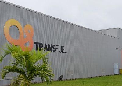 Plataforma Logística da Transfuel