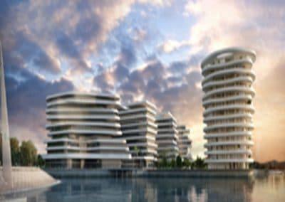 Parcela 1 da Baía de Luanda