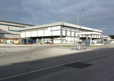 Rehabilitation of the 31 Building of Lisbon Airport