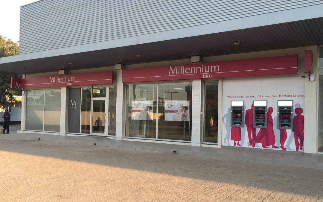 Millennium bim – Inauguration of Machava's branch