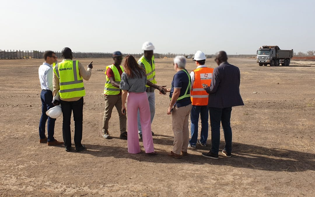 New project in Senegal
