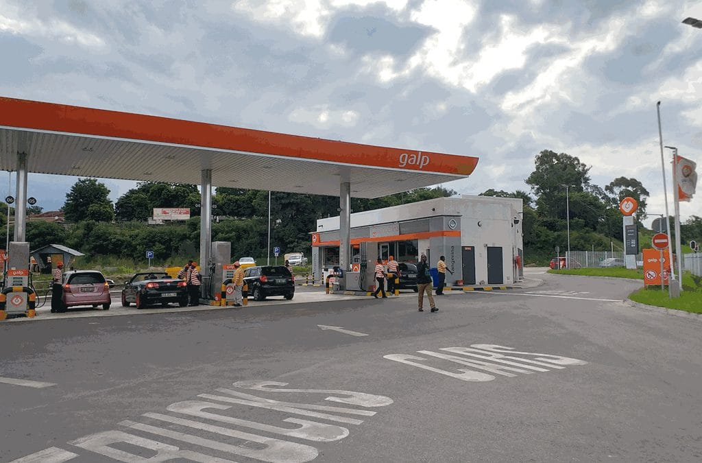 GALP opens a new fuel station in Eswatini (formerly Swaziland)