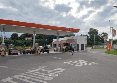 New GALP fuel station in Manzini – Eswatini
