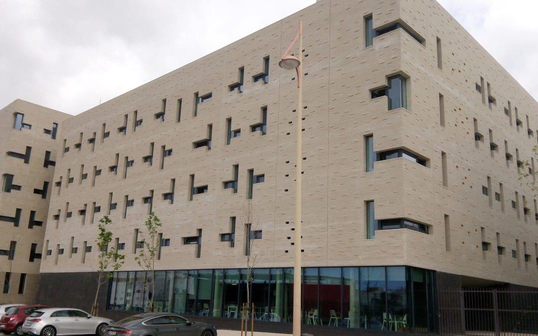 Student Residences on the Ajuda Campus