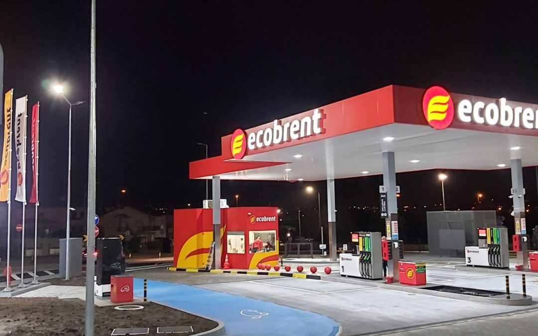 New ECOBRENT Fuel Station